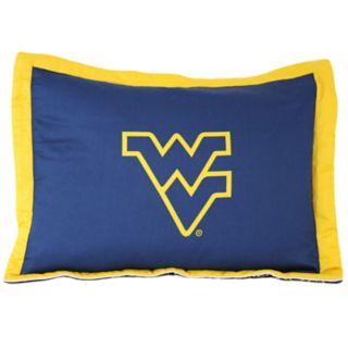 West Virginia Mountaineers Logo Pillow