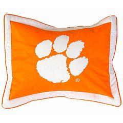 Clemson Tigers Logo Pillow