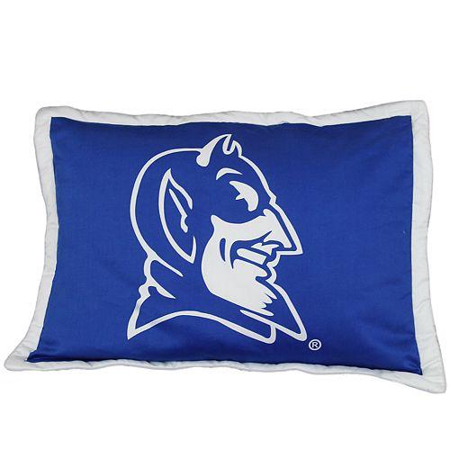 Duke Blue Devils Logo Pillow