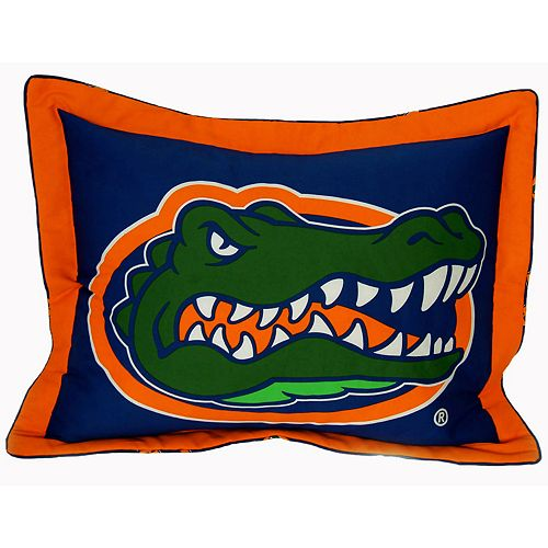 Florida Gators Logo Pillow