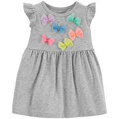 Baby Girl Carter's Colorful Bows Dress