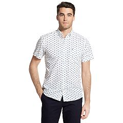 Men's IZOD Cool FX Breeze Classic-Fit Sunglasses Casual Button-Down Shirt