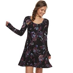 Juniors Mudd Fl Dress