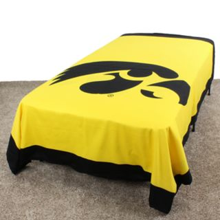 Iowa Hawkeyes Twin-Size Duvet Cover