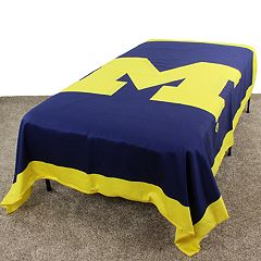 Michigan Wolverines Twin-Size Duvet Cover