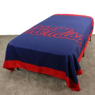 Ole Miss Rebels Twin-Size Duvet Cover