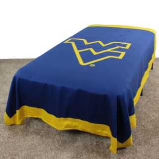 West Virginia Mountaineers Twin-Size Duvet Cover