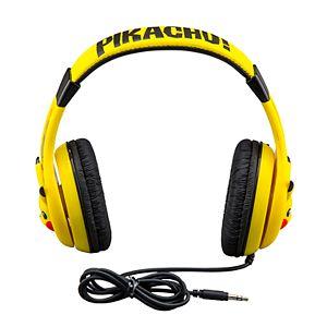 eKids Pokémon Pikachu Youth Headphones