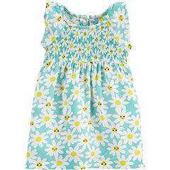 Baby Girl Carter's Daisy Dress