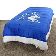 Duke Blue Devils Twin-Size Light Comforter