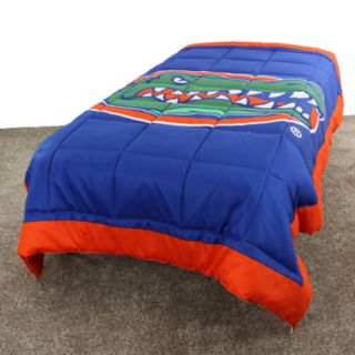 Florida Gators Twin-Size Light Comforter