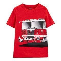 Boys 4-14 Carter's Fire Truck Graphic Tee