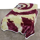 Florida State Seminoles Sherpa Throw Blanket