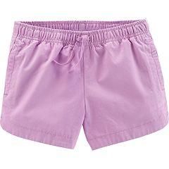 Girls 4-14 OshKosh B'gosh® Twill Shorts