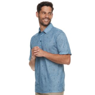 Men's Haggar Regular-Fit Patio Polo
