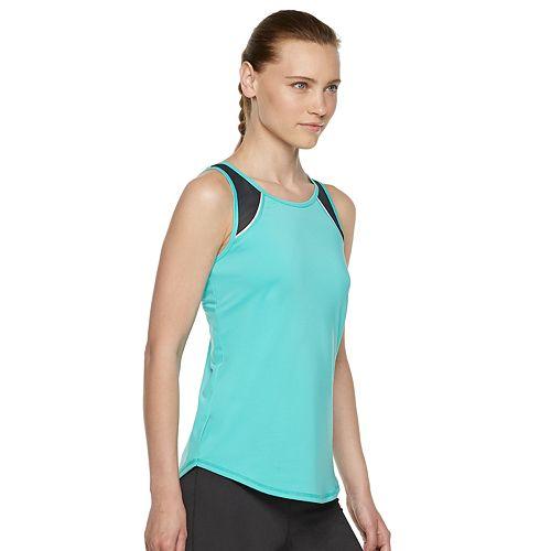 Women's FILA SPORT® Back Pleat Tank