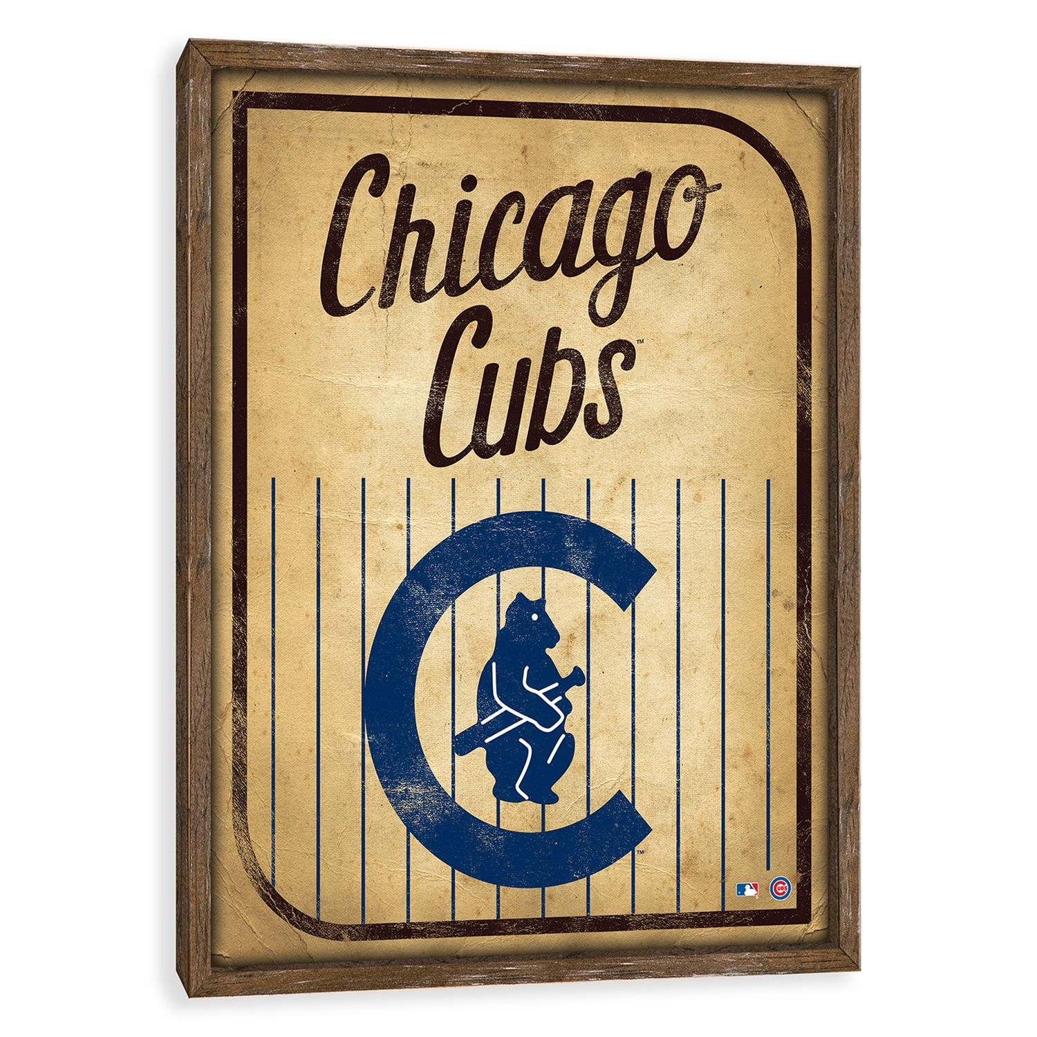 Chicago Cubs Wall Decor, Home Decor   Kohl\'s