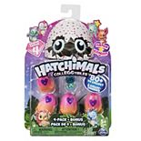 Hatchimals CollEGGtibles Season 4  4-Pack + Bonus by Spinmaster