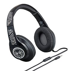 iHome Marvel Black Panther Headphones