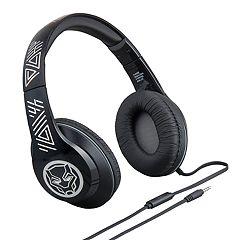 iHome Marvel Black Panther Headphones