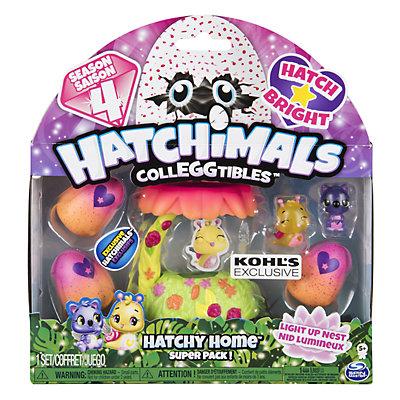 Hatchimal Colleggtible Playset