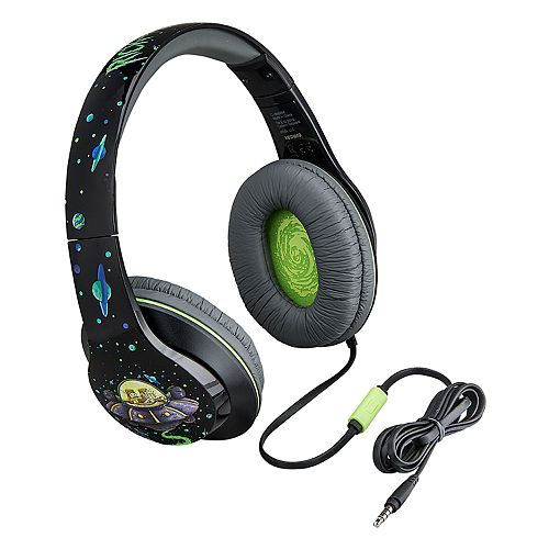 iHome Rick and Morty Headphones