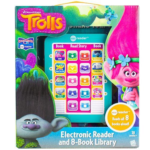 Dreamworks Trolls Me Reader Electronic Reader