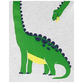 Baby Boy Carter's Dinosaur Tee & Printed Shorts Set