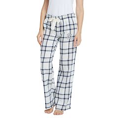 Women's New York Yankees Bid Flannel Pant