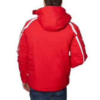 Men's Halitech Colorblock Hooded Jacket