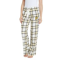 Women's Pittsburgh Pirates Bid Flannel Pant