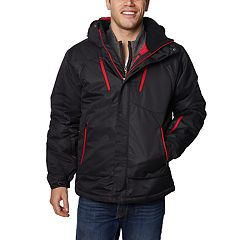 Men's Halitech Triple-Stitched Hooded Jacket
