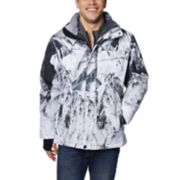 Men's Halitech Hooded Bomber Jacket