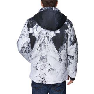 Men's Halitech Hooded Bomber Jacket