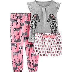 df84e44d5d621 Toddler Girl Carter s Zebra Top