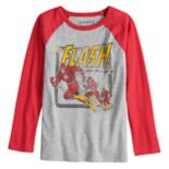 "Boys 4-12 Jumping Beans® ""The Flash"" Raglan Graphic Tee"
