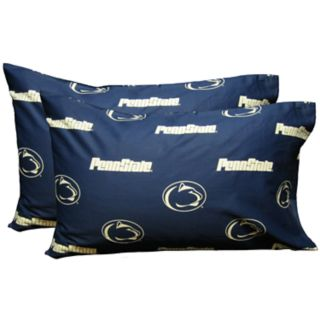 Penn State Nittany Lions King-Size Pillowcase Set