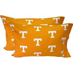 Tennessee Volunteers King-Size Pillowcase Set