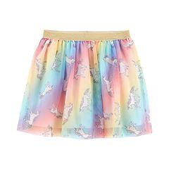 Girls 4-14 Carter's Unicorn Tulle Skirt