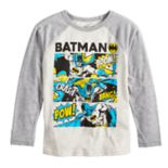 Boys 4-12 Jumping Beans® Retro DC Comics Batman Comics Raglan Graphic Tee