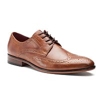 Deals on 2 Apt. 9 Brewster Men's Wingtip Dress Shoes