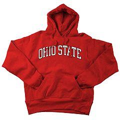 Men's Ohio State Buckeyes Wordmark Hoodie