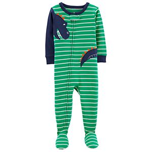 520897253 Disney s Mickey Mouse Toddler Boy 2-pack Christmas Fleece Footed Pajamas