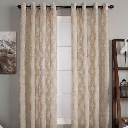 Clip Window Curtain