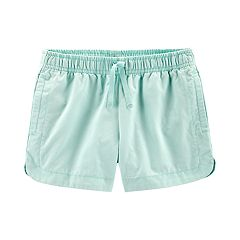 Girls 4-13 Carter's Twill Shorts