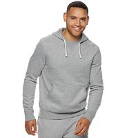 SONOMA Goods for Life Mens Modern-Fit Fleece Pullover Hoodie Deals