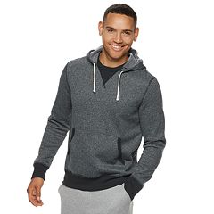 Men s SONOMA Goods for Life™ Modern-Fit Fleece Pullover Hoodie b407e14f52