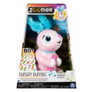 Zoomer Hungry Bunnies Shreddy Interactive Robotic Rabbit