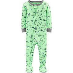 ea31c5cf3 Boys Carter s Cotton One-Piece Pajamas - Sleepwear