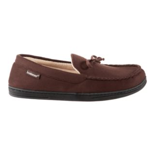 Men's isotoner Microsuede Moccasin Slippers